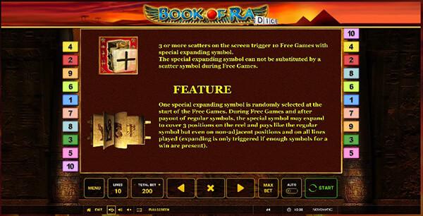 Book Ra Slots Free