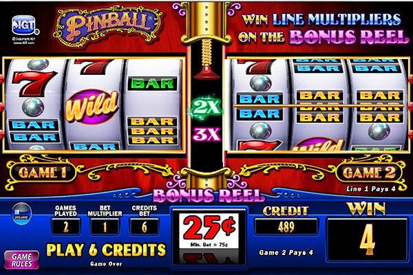 Pinball Slot