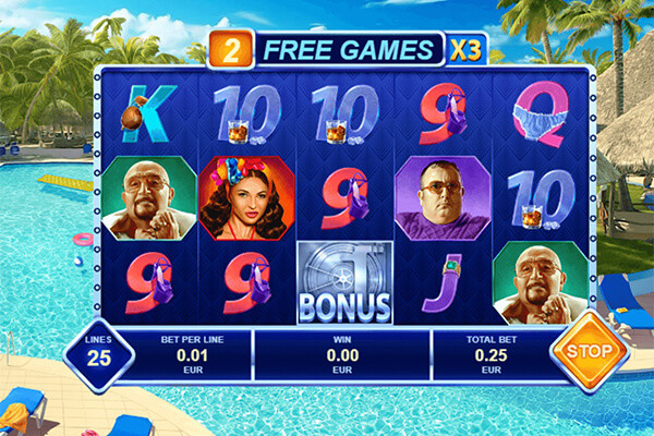 Torrente Slot Free Spins