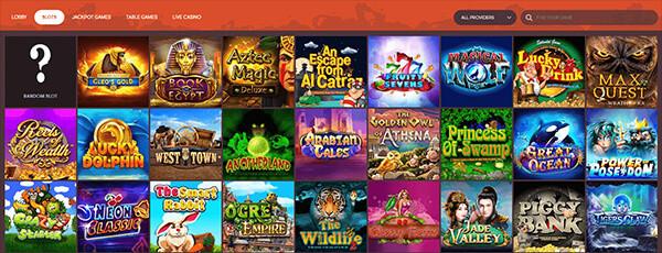 GunsBet Casino Software and Games