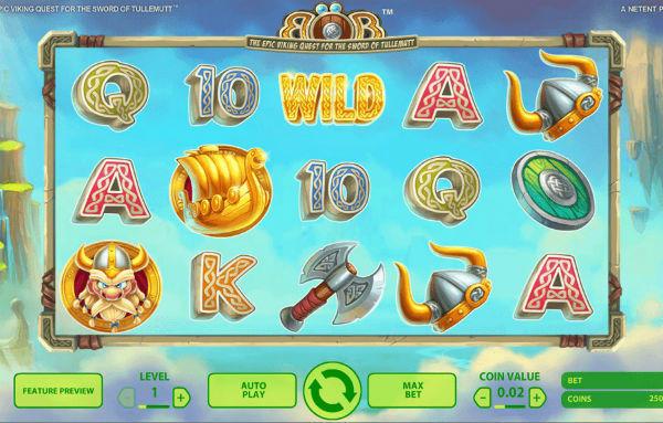 Epic Viking Quest Slot Machine